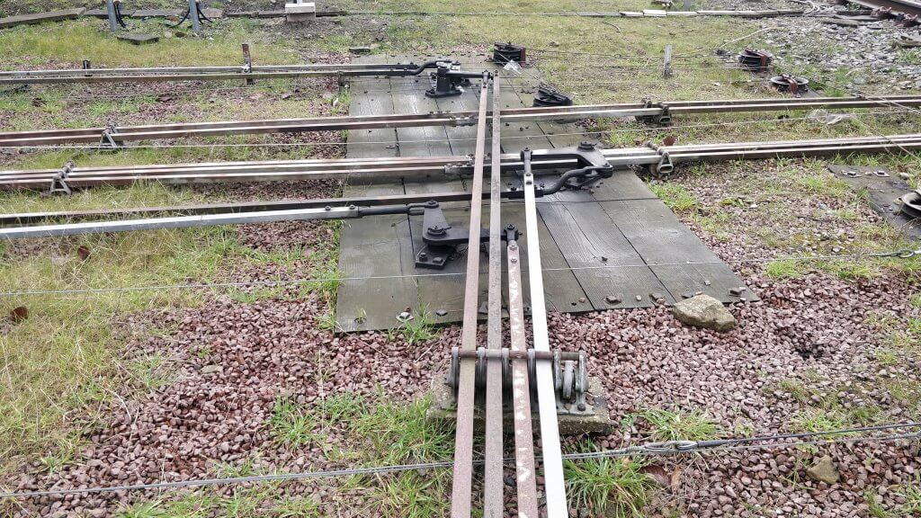 railway installation